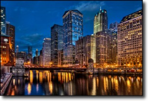 Joe Lekas: Chicago River HDR
